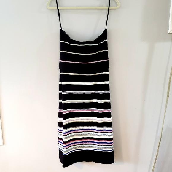 White House Black Market Dresses & Skirts - WHBM Striped Skirt Size Medium